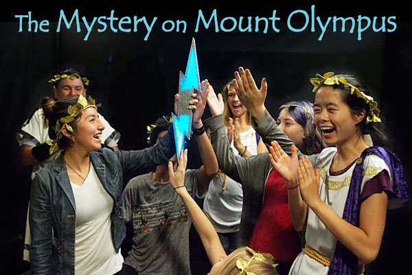 The Mystery on Mount Olympus
